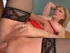 Nina Hartley - Mom Likes Youthful Dick