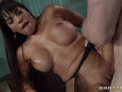 Big Tits at Work: I Hired My Daughter's Boyfriend. Mercedes Carrera, Brick Danger