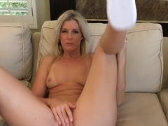 MILFTRIP MILF India Summer Slides Big Dick in Her Dripping Wet Pussy