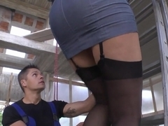 Horny pornstars Omar Galanti, Vittoria Risi in Crazy Big Ass, HD sex movie