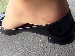 Wonderful shoeplay luxury prada flats