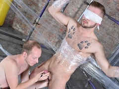 A Shocking Session Of Cum Draining - Koby Lewis  Sean Taylor - Boynapped