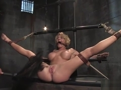 Amazing sex scene BDSM amateur new watch show