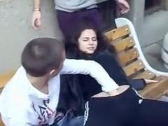 Massage lesbea horny licking