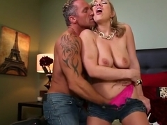Incredible pornstar India Summer in hottest cunnilingus, blonde porn movie