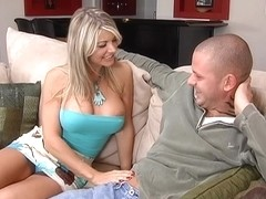 Vicky Vette & Scott Nails in My Friends Hot Mom
