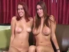 Nikki And Ally-jerk off Encouragement