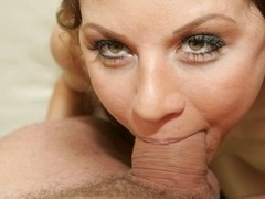 Hard pink cock pleases porn star Monica Sweetheart
