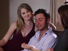 Exotic pornstars Summer Carter, Jodie Taylor, Seth Gamble in Hottest Threesomes, Big Ass porn clip