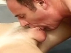 Crazy male in horny twinks, oldy gay xxx clip