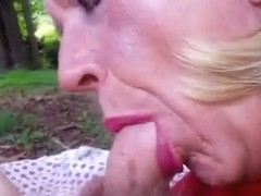Incredible homemade shemale scene with Mature, Blowjob scenes