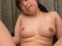 Steamy solo with kinky Japanes - More at Pissjp.com