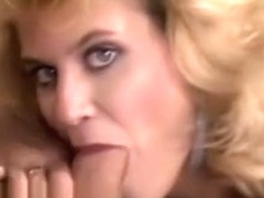 Ginger Lynn fucks Tom Byron cum shot