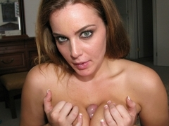 Natasha Nice in Really Nice Titty Fucking And Blowjob Session