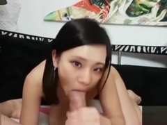 Mindy Ma Fakes amateur chinese asian blowjob