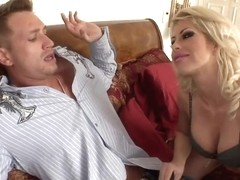 "MILF hottie Brooke Haven ""haunts"" poor Bill"