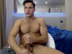 Amazing Stud Jerking