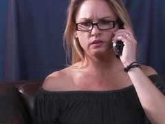 Fabulous porn movie MILF try to watch for just for you