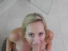 Fabulous pornstar Brett Rossi in Amazing Medium Tits, Blonde adult movie