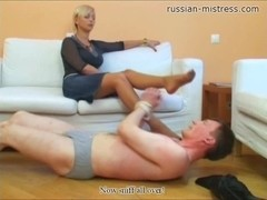 Russian-Mistress Video: Amanda