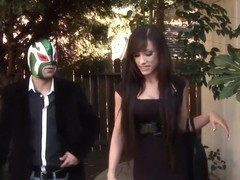 Screaming-Hot Jennifer White Fucks Nacho Libre!