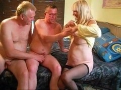 Again a threesome