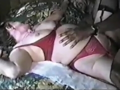 Hillbilly wife sucks a mean cock