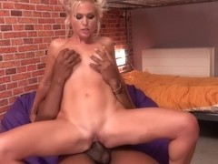 Franco Roccaforte, Kathy Anderson And Sahara Knite In Black Dudes Fuck Sex-hungry White Babes Till.