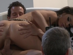 Amazing pornstar Jennifer Dark in best brazilian, facial sex clip