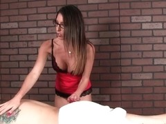 Dava Foxx: Incredible Edging Explosion - MeanMassage