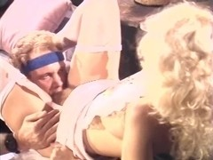 Britt Morgan, Hyapatia Lee, Keisha in classic sex scene