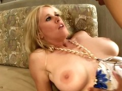 Tabitha Stevens - Gets Lovers Finger In Asshole While