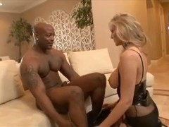 Jism Overspread Interracial mother I'd like to fuck