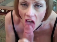 Superior Granny Oral Sex Job
