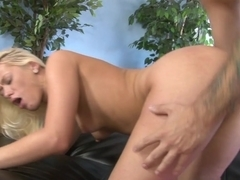 Fabulous pornstars Tommy Pistol, Rebecca Blue in Exotic Blonde, Small Tits sex scene