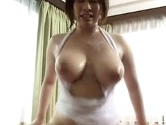Exotic Japanese whore in Amazing Fetish, Big Tits JAV video