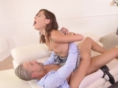 Mina Gets Her Anal Sex Lesson