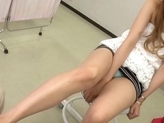 Aoi Rena ,featured in a lovely solo girl scene
