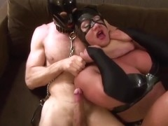 Cat Women Gets Trap
