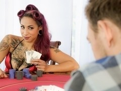 Veronica Rose & Erik Everhard in Play Poke Her Scene