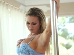 Exotic pornstar Abbey Brooks in Fabulous Big Tits, Blowjob sex video