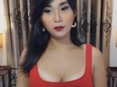 Asian Tranny Self Sucking Webcam Show