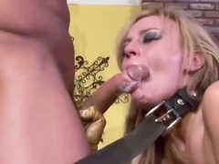 Tight Slut Alexis Gets Her Holes Drilled