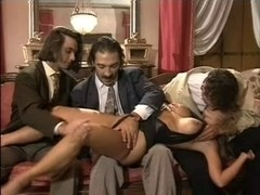 Victoria Paris takes 2 uncommon facual cumshots