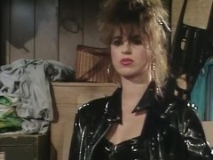 Hawt biker honey is screwed in a vintage xxx episode