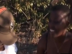 Exotic African Sex Slave In Bondage Ha