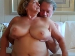 Amazing exclusive fat, missionary, titjob adult scene