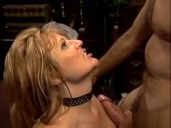 Renee Larue and Mike Horner Office Sex End Up In Swampland
