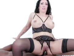 MILF Morgan is Addicted To BBC