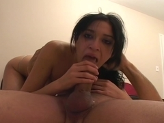 Latina Melissa Martinez Job Interview Turns Into Hot Sex